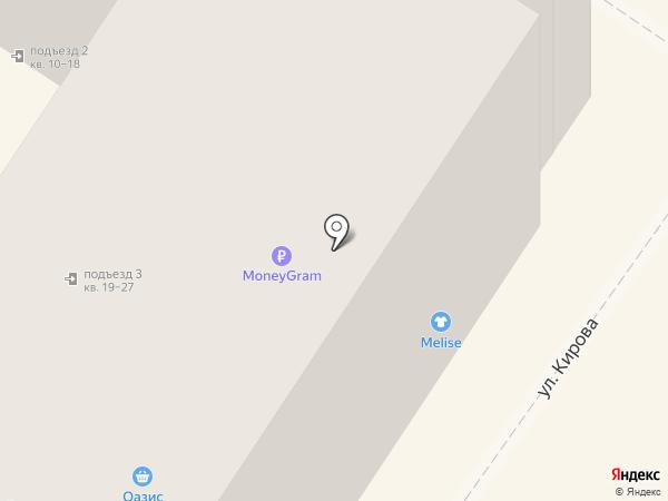 Elis на карте Армавира