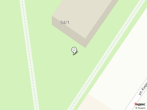 Жар-Pizza на карте Армавира