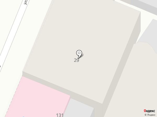 Багира на карте Армавира