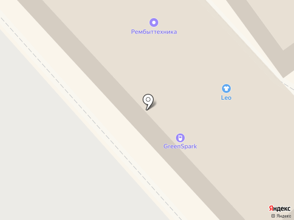 Мастерская по ремонту часов на карте Армавира