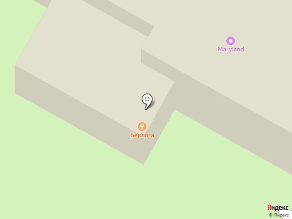 БЕРлОгА на карте Армавира