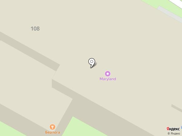 Мимино на карте Армавира