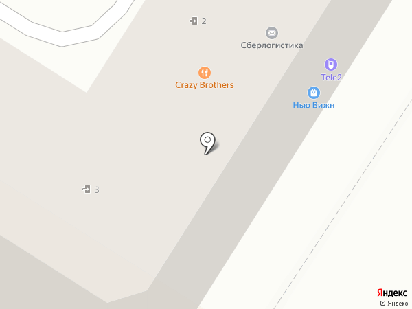 Банкомат, ЛЕТО БАНК на карте Армавира