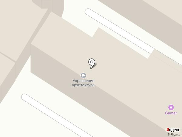 Центр технической документации и оценки на карте Армавира