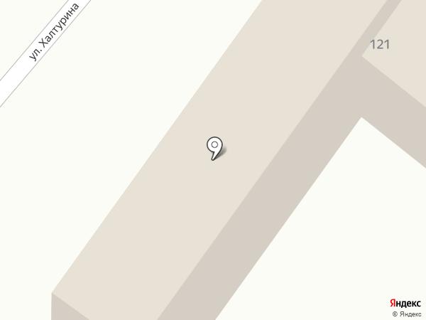 Отдел вневедомственной охраны по г. Армавиру на карте Армавира