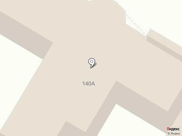 Руно на карте Армавира
