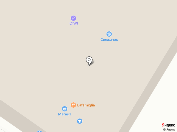 Флер на карте Армавира