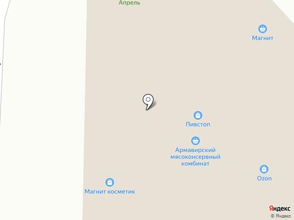 Уютный Дом на карте Заветного