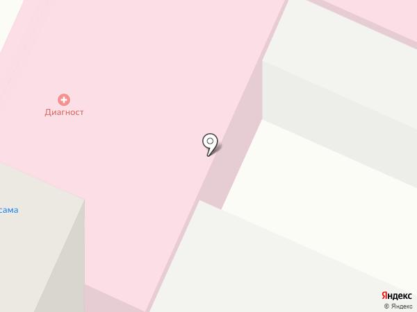 Салют на карте Армавира