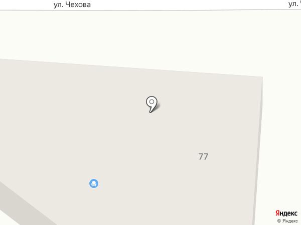 Фирма по производству мебели на карте Заветного