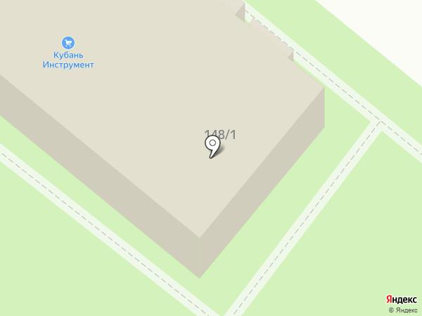 Центр одежды на карте Армавира