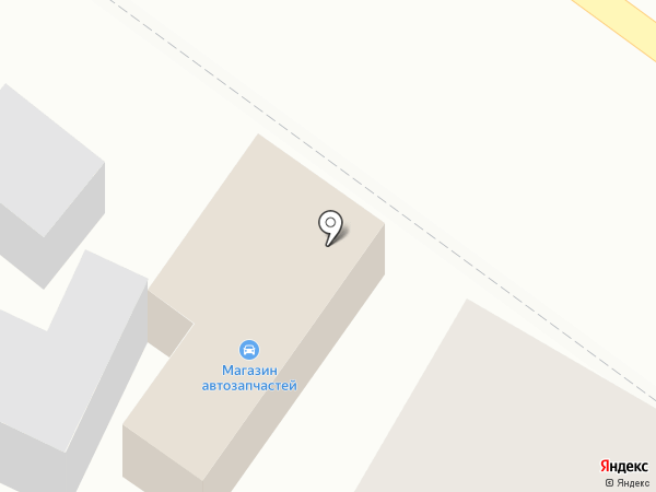 Магазин автозапчастей на карте Армавира