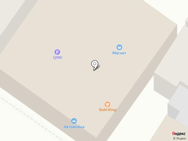 Восточный дворик на карте Армавира