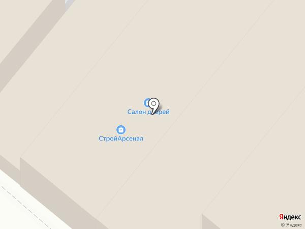ЭТМ на карте Армавира