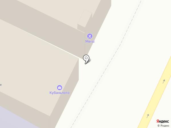 MERSI на карте Армавира
