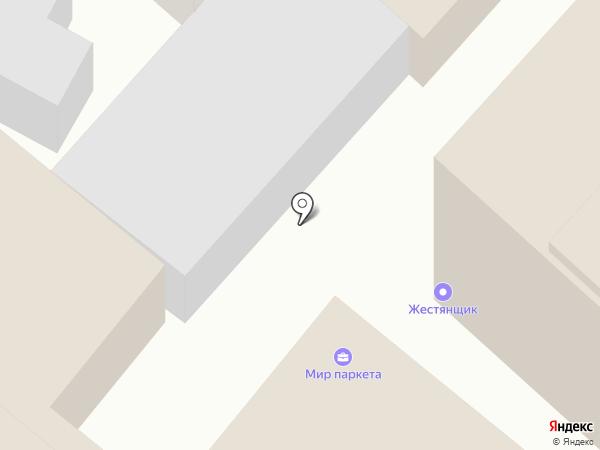 PARKET-ROOM на карте Армавира