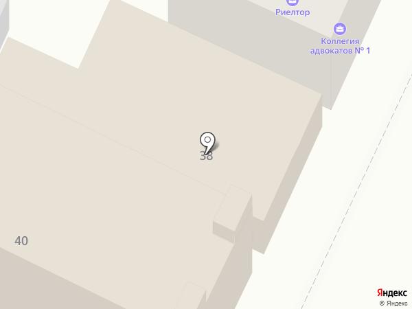 Mr.Пончик на карте Армавира