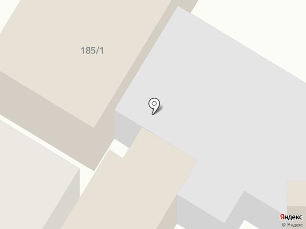 Армавирский гуманитарно-социальный институт на карте Армавира