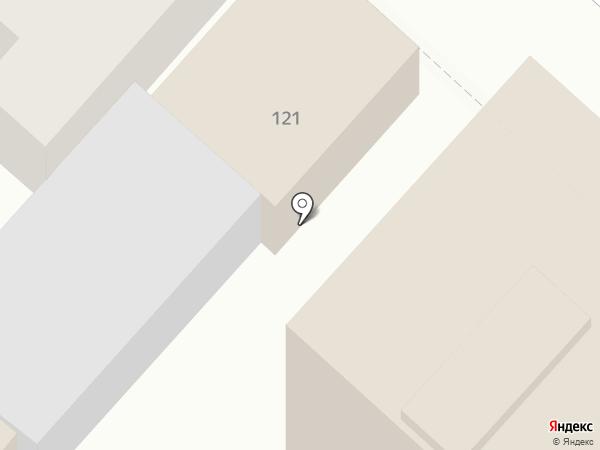 Магазин товаров для бани и сауны на карте Армавира