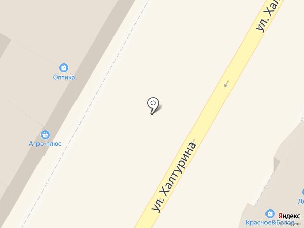Вонабуг на карте Армавира