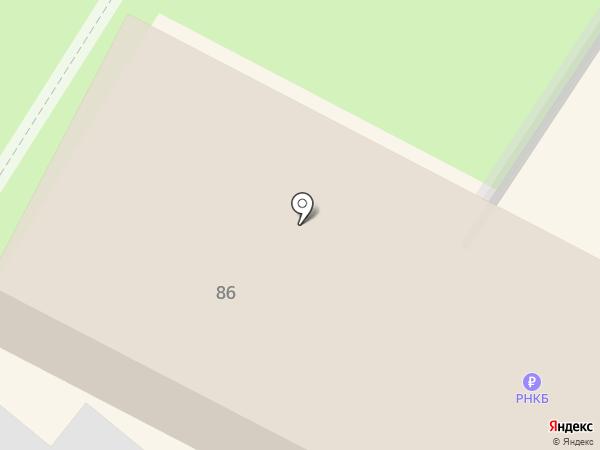 Городской парк г. Армавира на карте Армавира