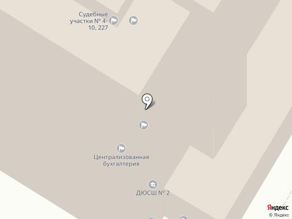 Отдел по делам молодежи Администрации г. Армавира на карте Армавира