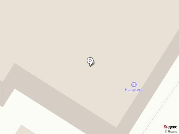 Форвард на карте Армавира