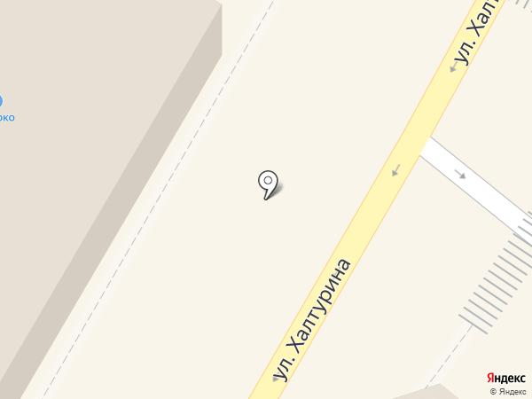 Насиба на карте Армавира