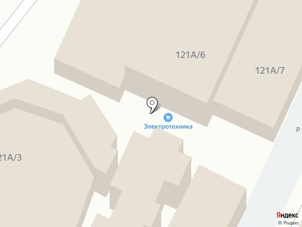 Магазин электроинструментов на карте Армавира