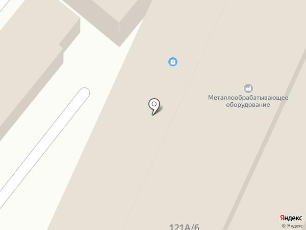 Магазин сантехники на карте Армавира