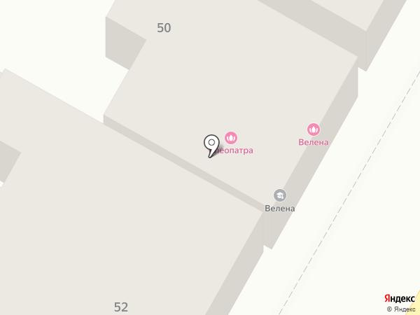 Селена на карте Армавира