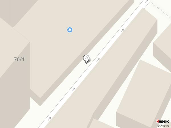 Торговый павильон мебельной фурнитуры на карте Армавира