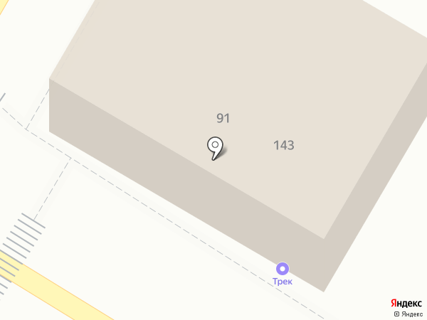 ТРЕК на карте Армавира