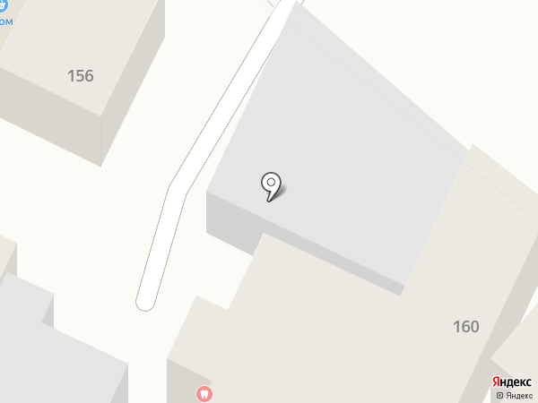 Профессиональная медицина на карте Армавира