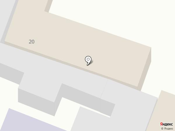 Салон цветов на ул. Кирова на карте Армавира