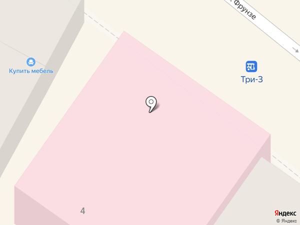 OXY-center на карте Армавира