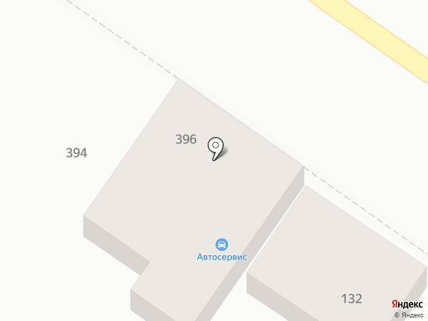 Автосервис для иномарок на карте Армавира