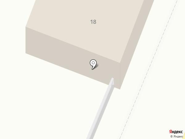Военный комиссариат Краснодарского края на карте Армавира