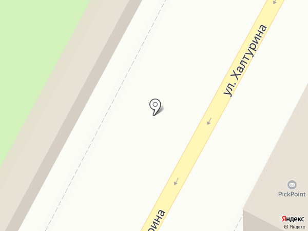 Магазин белорусской косметики на карте Армавира