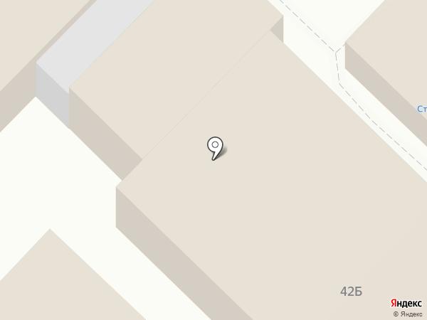 Вырастайка на карте Армавира