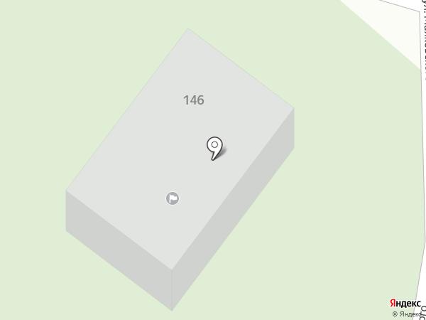 Городские ритуальные услуги, МП на карте Армавира
