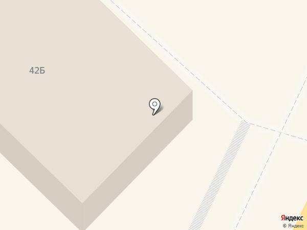 Магазин стройматериалов на карте Армавира
