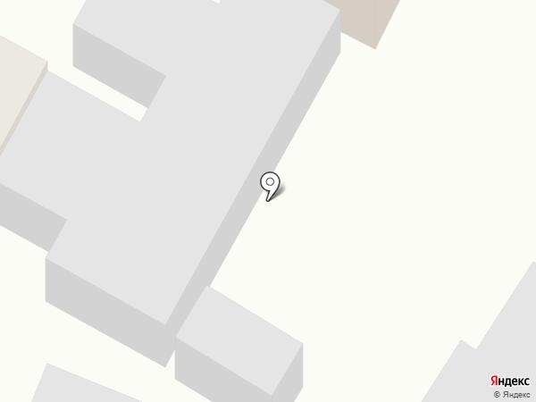 ДЮСШ по легкой атлетике на карте Армавира
