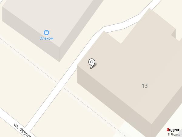 Тандыр на карте Армавира