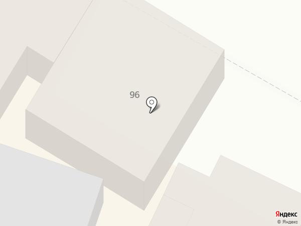 Управляющая компания №2 на карте Армавира