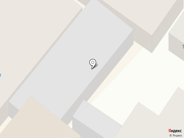 Кроха на карте Армавира