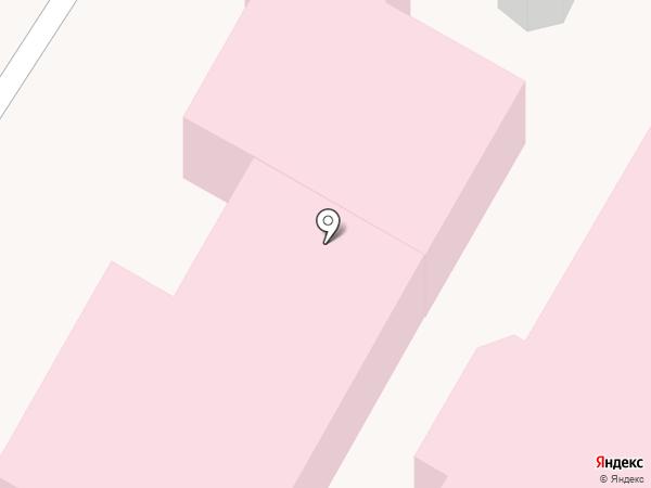 Армавирский онкологический диспансер на карте Армавира