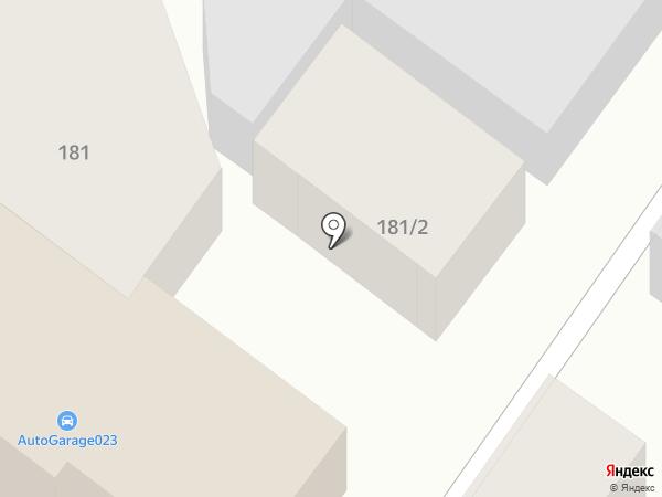Элегия на карте Армавира