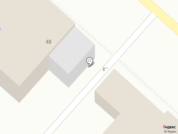 Белый Квадрат на карте Армавира