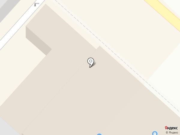 Южная оконная компания на карте Армавира